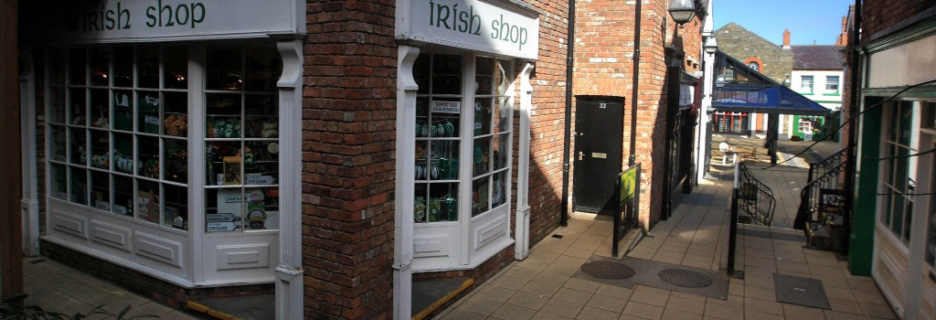 Irish Shop