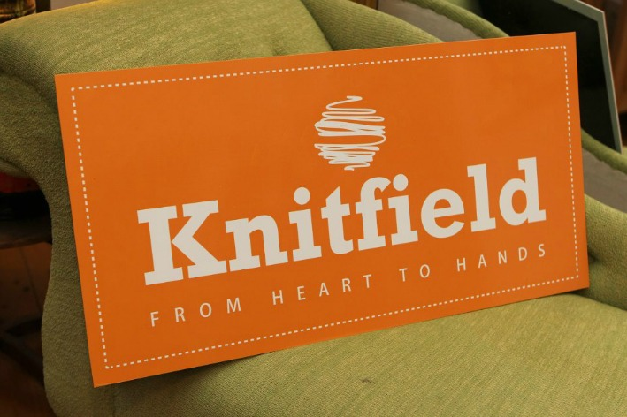 Knitfield by Edel MacBride