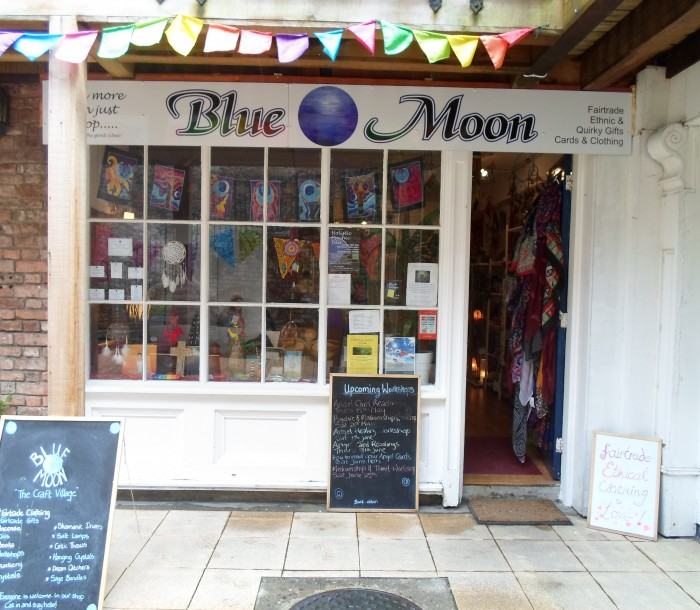 Blue Moon Shop