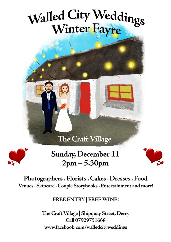 Walled City Wedding Fayre