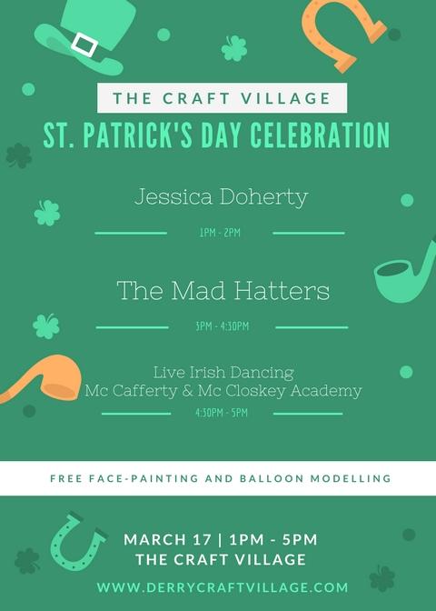 St Patricks Day Events
